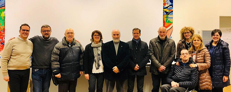 AIAS Padova – Associazione Italiana Assistenza Spastici rinnova la presidenza