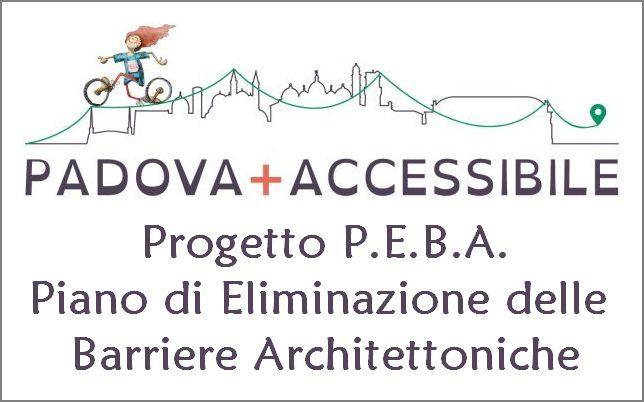 Progetto PEBA Padova