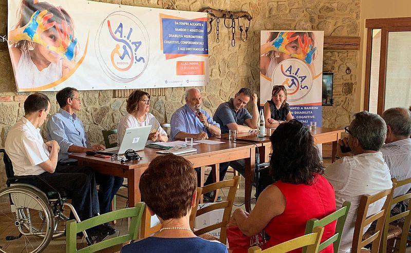 Assemblea Straordinaria AIAS Padova 20 luglio 2019