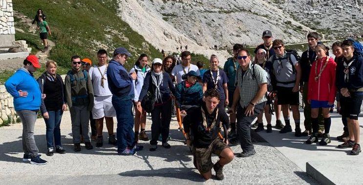 Soggiorno estivo in montagna ad Auronzo di Cadore 2019