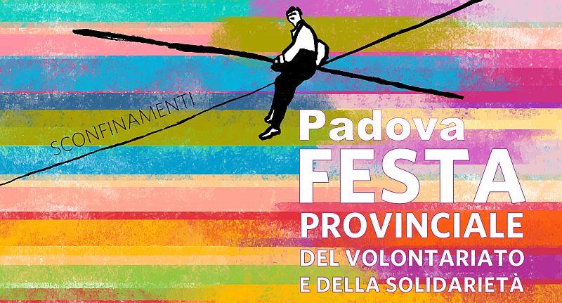 AIAS Padova alla Festa del Volontariato e della Solidarietà 2019