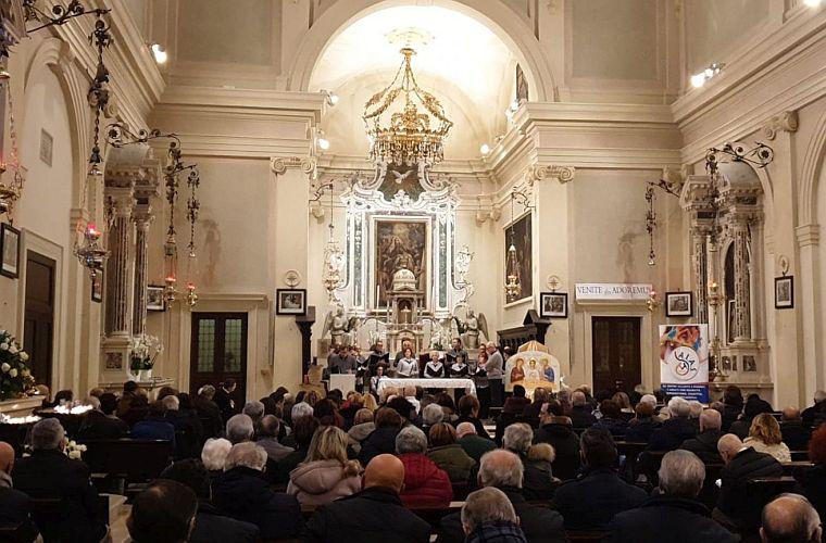 Domenica 08 dicembre 2019 Concerto di beneficenza pro AIAS Padova presso la Chiesa SS. Trinità (VE)