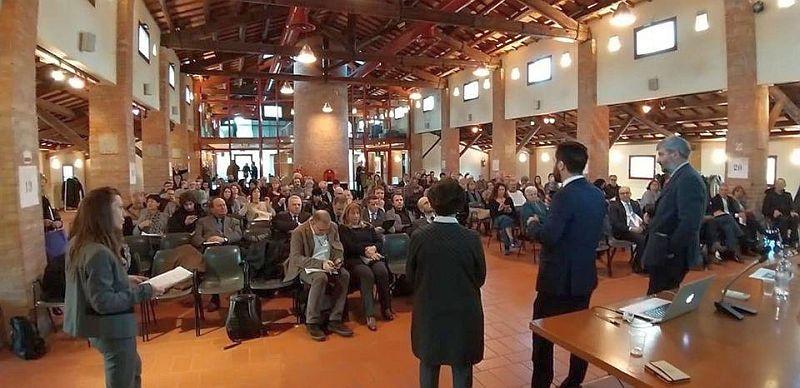 AIAS Padova Riunione dei 7 tavoli di lavoro per Padova Capitale europea del Volontariato 2020