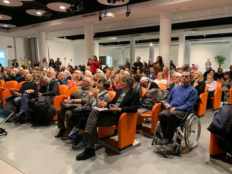 AIAS Padova al convegno Sport Salute e Benessere del 22 febbraio 2020 partecipanti